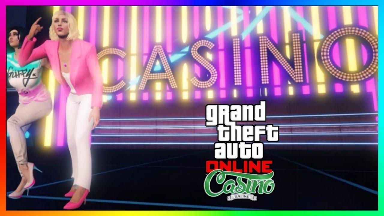 GTA 5 ONLINE CASINO DLC COMING THIS SUMMER!!!! (GTA V)