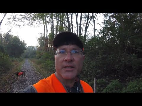 PHEASANT HUNTING SEASON In PA, Week 1, 2018