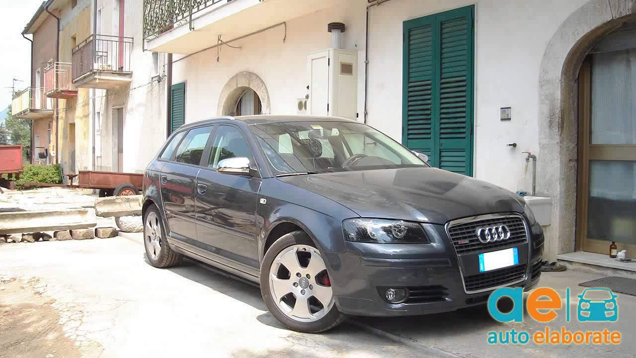 a3 sportback audi a3 2 0 tdi 140 cv dpf tuning youtube. Black Bedroom Furniture Sets. Home Design Ideas