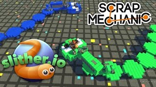 scrap mechanic demo download
