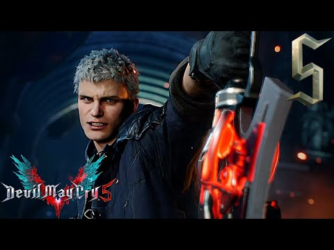 Devil May Cry 5 - Mission 01 : Nero - S Rank Gameplay |