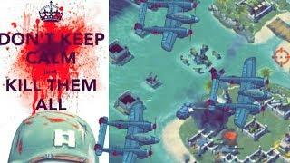 Battle Islands Online Game Play  WAR! -  Operation FEAR ITSELF part 1