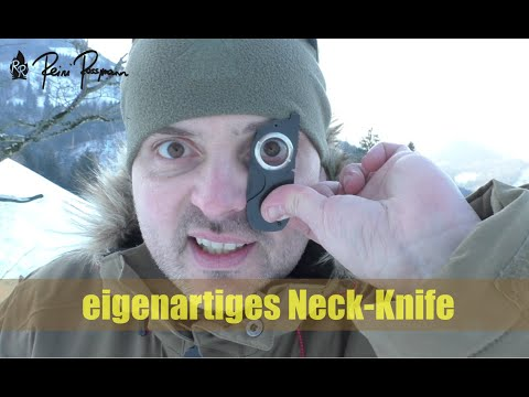 Walther Neck Knife - Müll oder genial?
