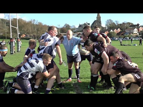 Burry Port RFC v Brawdy RFC (Part 2)The Match highlights 05/11/2016