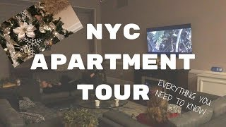 Tour of Webster Apartments | Affordable Living in New York | Vlogmas Day 11