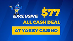 One-Time No Deposit Offer at Yabby Casino for New Members