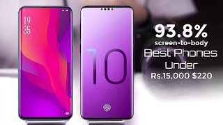 Best phone under Rs 15000 in 2018