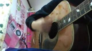 寝起きの実験動画☆w 寝起きでギター弾いたらどうなるのか やってみまし...