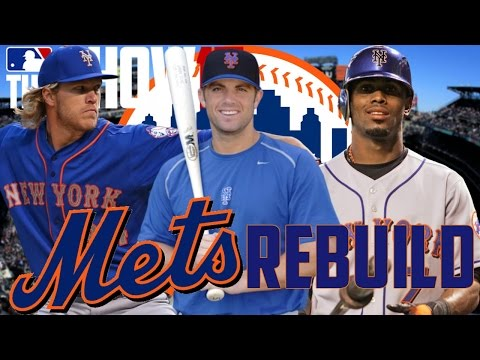 REBUILDING THE NEW YORK METS! | MLB THE SHOW 17 FRANCHISE