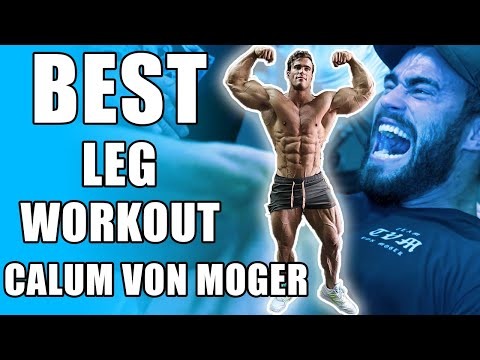 Best Leg Workout Calum Von Moger & The Titan Mike O'Hearn