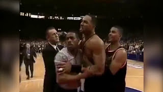 Best nba fights #2