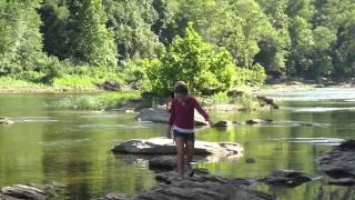 Shenandoah River Harpers Ferry West Virginia