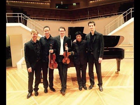 "Franz Schubert - ""Trout"" Quintet - Berliner Philharmoniker Soloists/Yannick Rafalimanana"