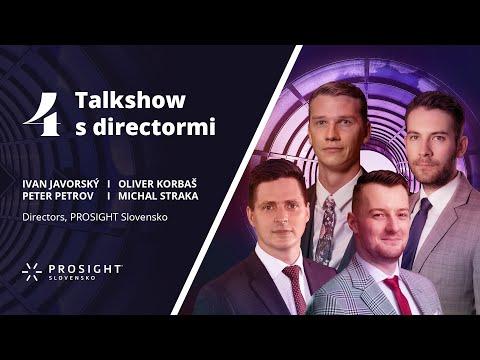 Talkshow s directormi