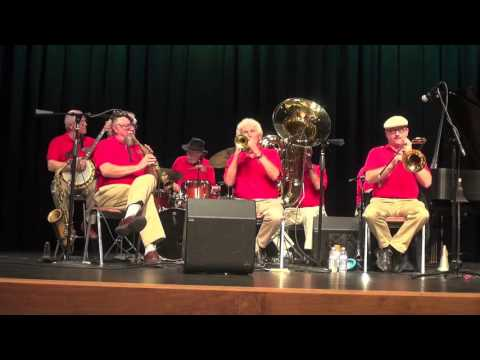 "Bob Schulz Frisco Jazz Band  ""Ace in the Hole"""