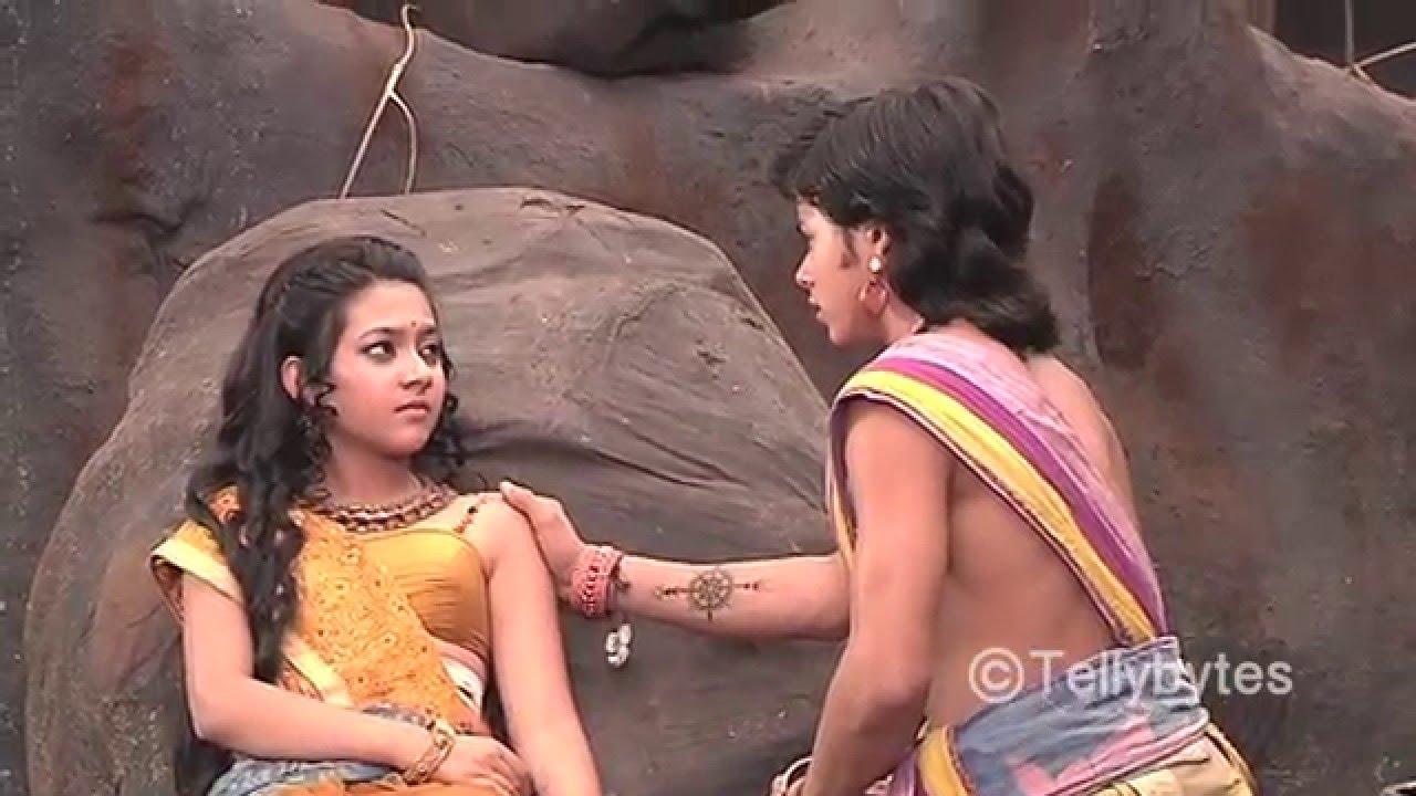 Image result for Child actor Reem Sheikh enters 'Chakravartin Ashok Samrat' as Ashoka's love interest!