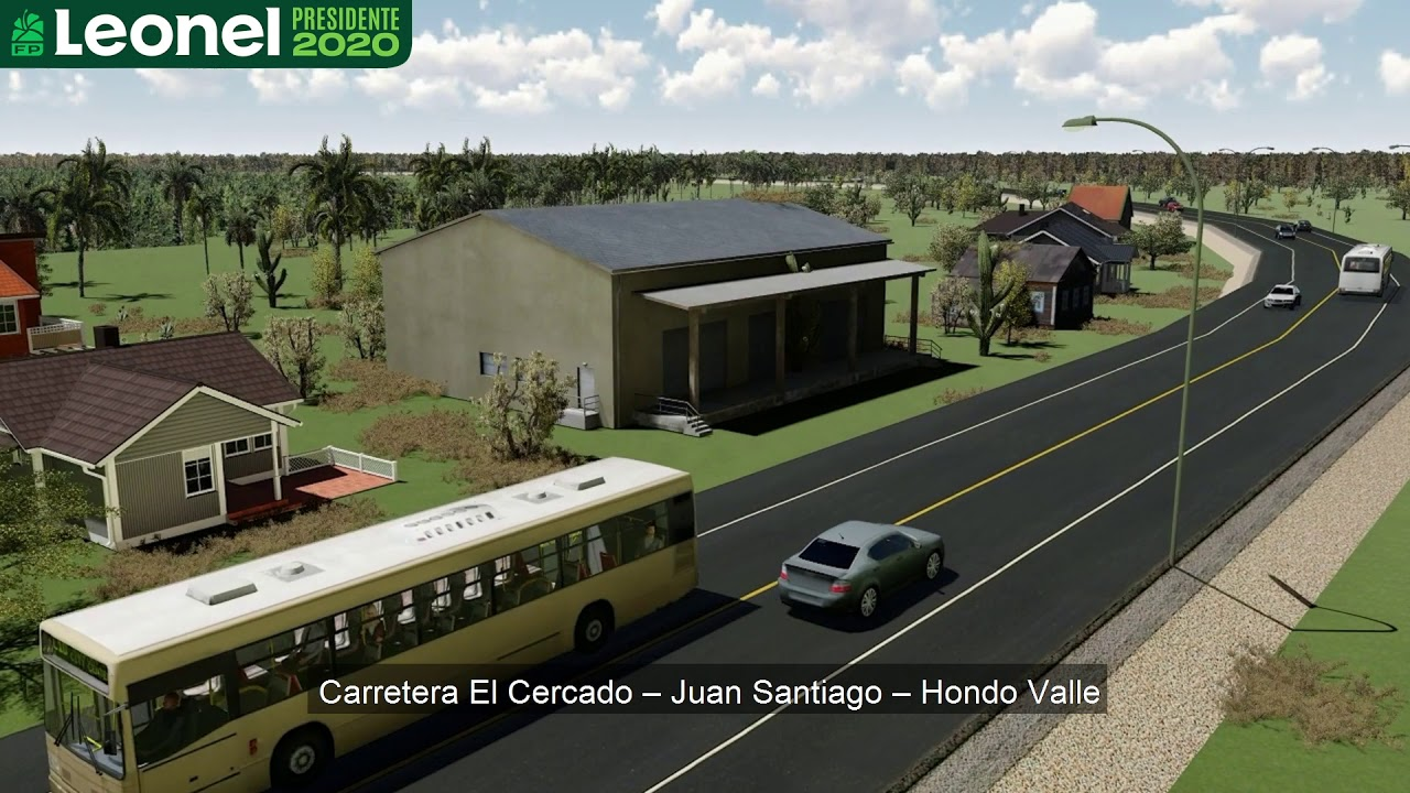 El desarrollo llegará a Elías Piña y sus municipios