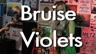 """Bruise Violet - """"Sketchy Jeff"""" (Live on Radio K)"""