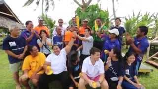 Volunteering in Samoa: Sports for all