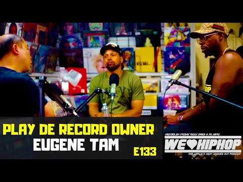Play De Record Owner Eugene Tam On Ownership/ Old & New Toronto/ Early Russell Peters & More | E133