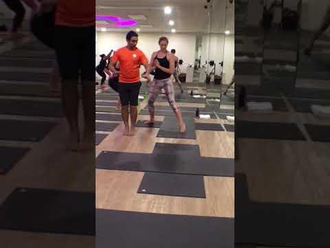 Hot shape yoga with Anil -45 min class