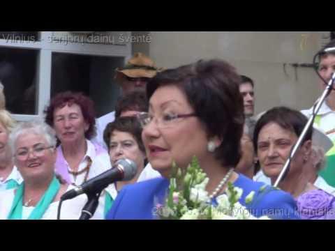 2016.06.04-Vilnius seniorų dainų šventė II d - dainos