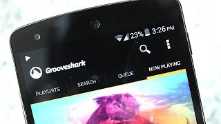 Android App Review: GrooveShark (Free Music Streaming)