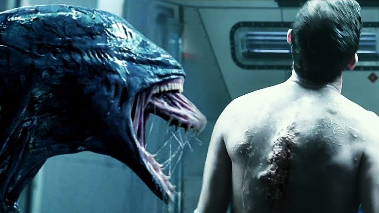 ALIEN: AWAKENING - NEW TITLE FOR NEXT RIDLEY SCOTT MOVIE REVEALED