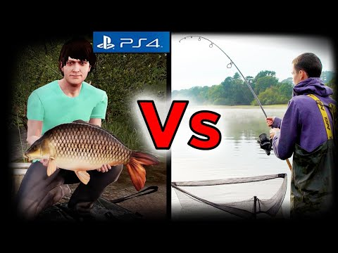 Fishing Simulator Vs Fishing In Real Life! Which Is Better?