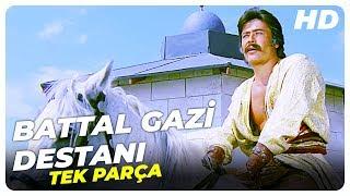 Battal Gazi Destanı - Cüneyt Arkın Eski Türk Filmi Tek Parça (Restorasyonlu)