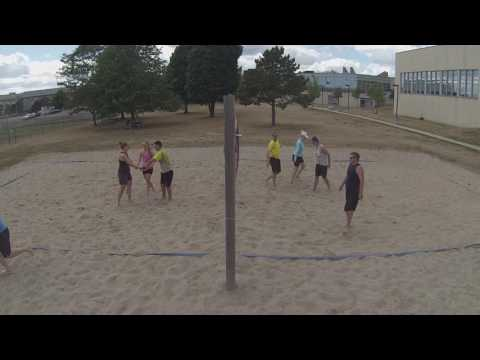 AUGUST 7TH-PICKUP BEACH VOLLEYBALL @ SLC #5
