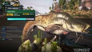 Dovetail Games Euro Fishing - Catching the 100lb Cheetah Boss Fish