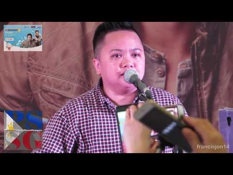 Alapaap - Ice (Aiza Seguerra) at HiRewardsFiesta Singapore