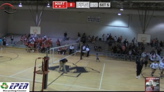 2018 High School Volleyball CC Winn VS Laredo Martin