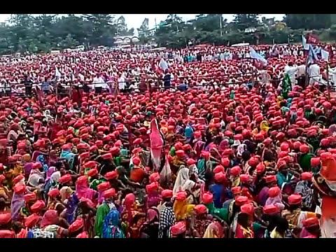 गोरखपुर में निषाद राज का जन सैलाब