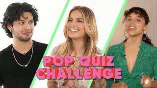 Cobra Kai vs Fear Street vs He's All That | Pop Quiz Challenge