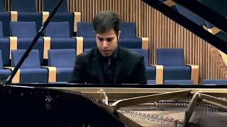 Weidberg - Voyage to the End of the Millennium - Prelude and Fugue in eb minor, Piano: Or Yissachar
