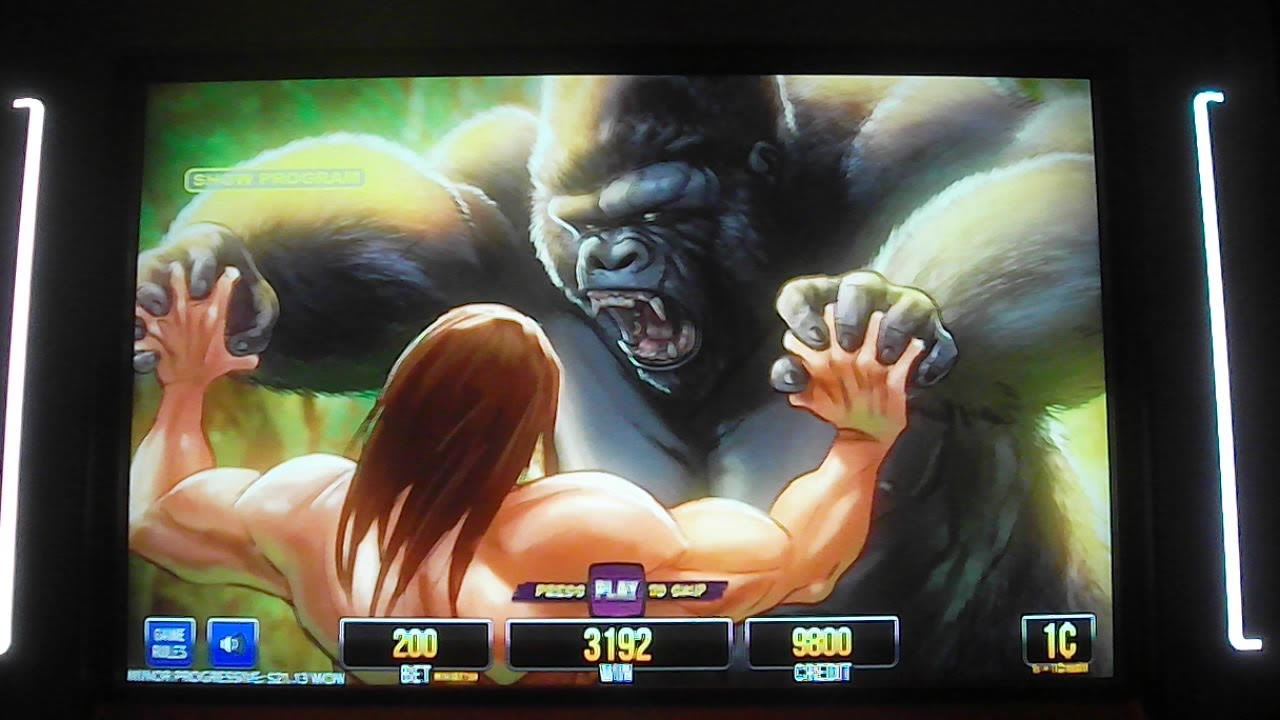 Tarzan of the Apes Slot - Try this Online Game for Free Now