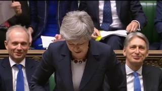 Prime Minister's Questions: 27 March 2019 - Brexit, climate change, devolution and more