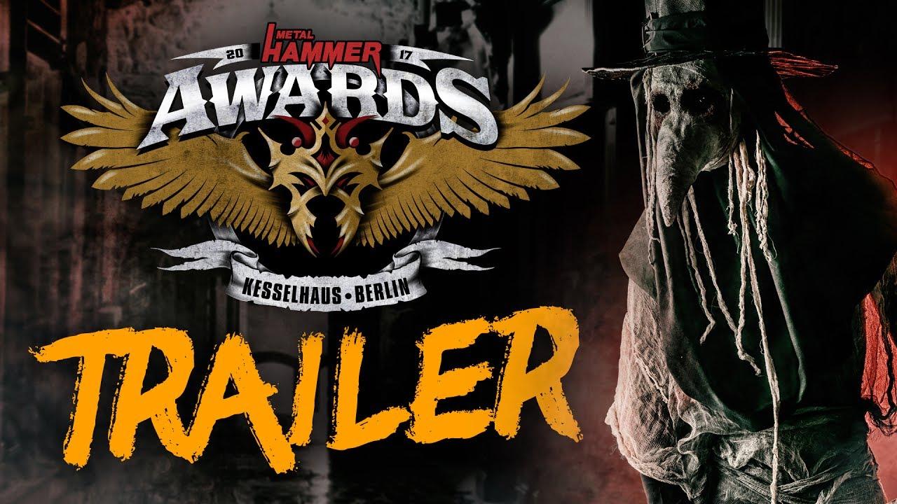 Metal Hammer Awards 2017 Trailer Youtube