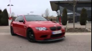 BMW E92 E90 E46 M3 SP 出陣式☆!!!