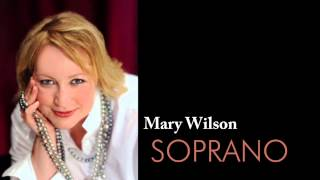 Mary Wilson Gloria Quonium Excerpt