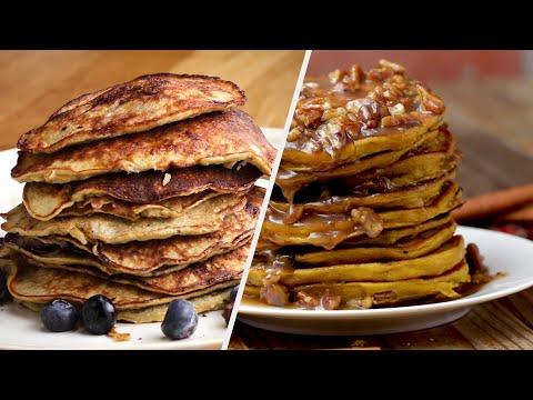 5 Pancake Recipes You Should Already Know •Tasty