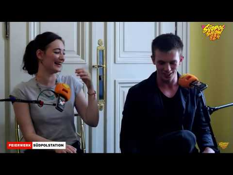 Try not to laugh  Maria Ehrich & Jannis Niewöhner Part 2