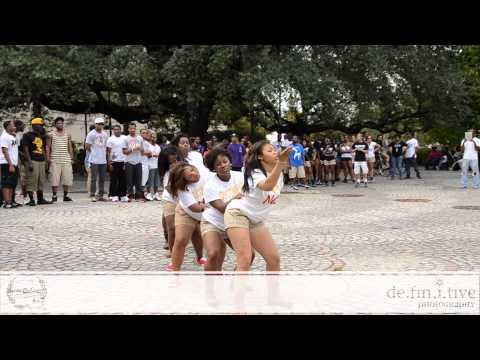 Delta Sigma Theta Stroll Off 2012 New Orleans Greek Picnic