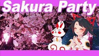 【Japanese culture】Sakura Party - 花見【Hanami】