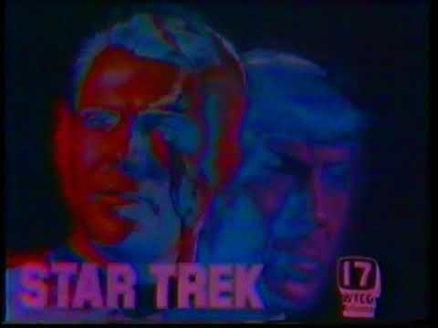 WTCG-TV Channel 17 Star Trek promo 10-1-73