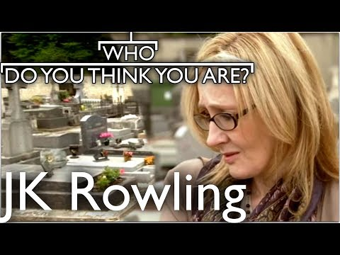 J.K. Rowling visits Maison Lafitte - Who Do You Think You Are?