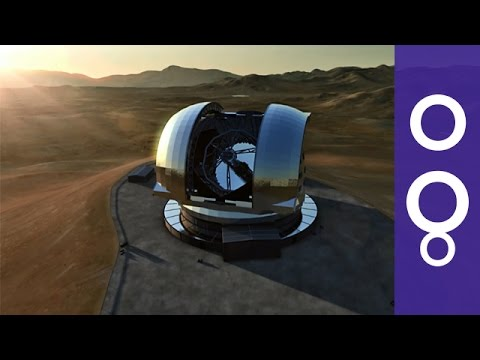 E-ELT: Europe's Extreme New Telescope - Space
