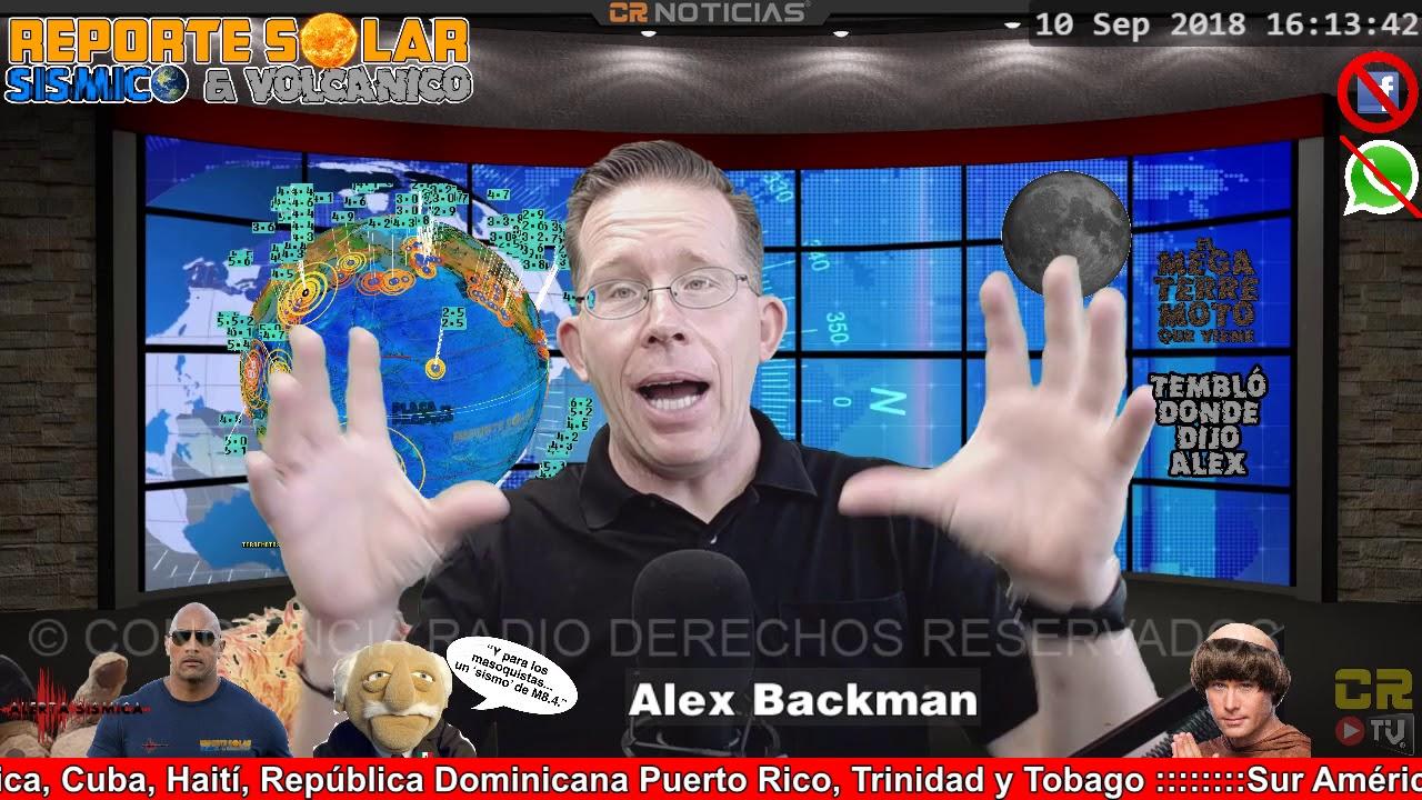 Alex Backman: el gurú que vive de